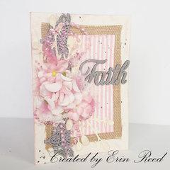 Faith Pikn Card W.Video Tutorial