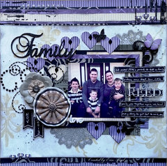 Family **The Robin's Nest & paper House & Prima**