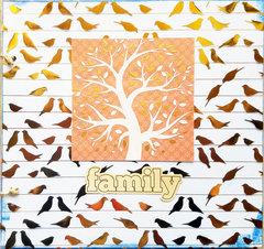 Family 8x8 Album