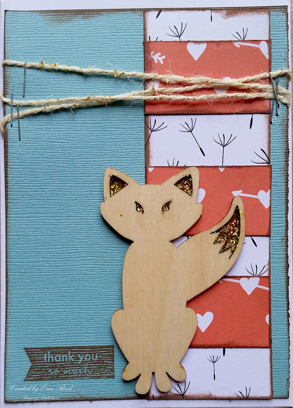 Foxy Thank You ** Birds of a Feather**