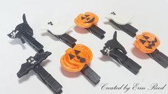 Clay Halloween Clips