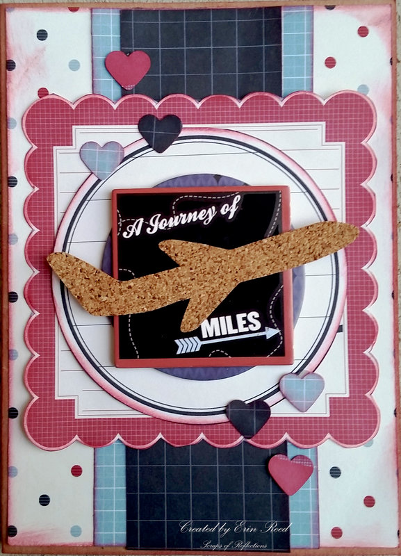 Journey in Miles **Paper House & Scrapplezier**