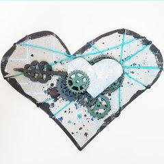 Mixed Media - Sharing the Creative Heart