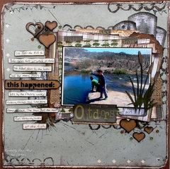 outdoors **Robin's Nest & Just Imagine & Susan K. Weckesser**