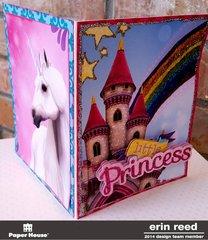 Princess *Paper House**