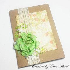 Green Flower w/ Flower Tutorial