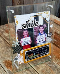Back 2 School Frame *Blog Hop**