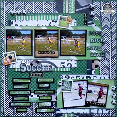 Soccer **Paper House & Xyron** Huge Giveaway from Paper House