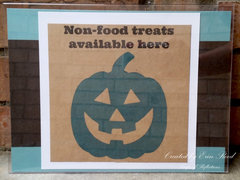Teal Pumpkin Project - Sign