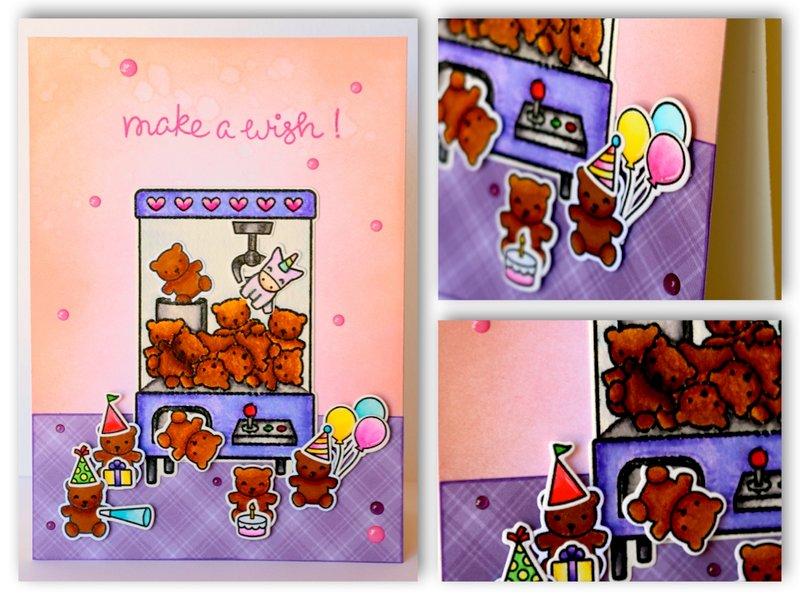 Make a Claw-some Wish