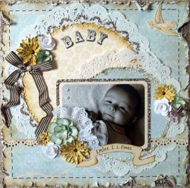 Baby **FROSTED DESIGNS**