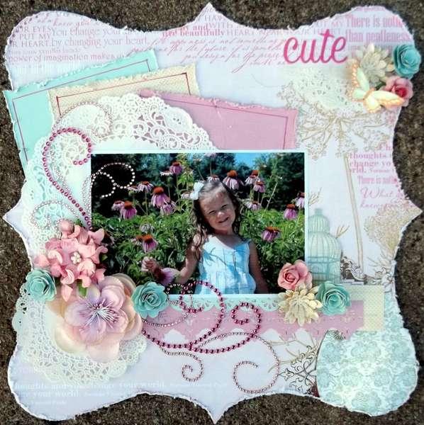Cute **ScrapThat! June Kit 'Life's Muse**
