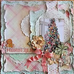 Wonderland ***MY CREATIVE SCRAPBOOK***