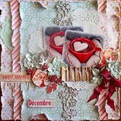 Merry **MY CREATIVE SCRAPBOOK**