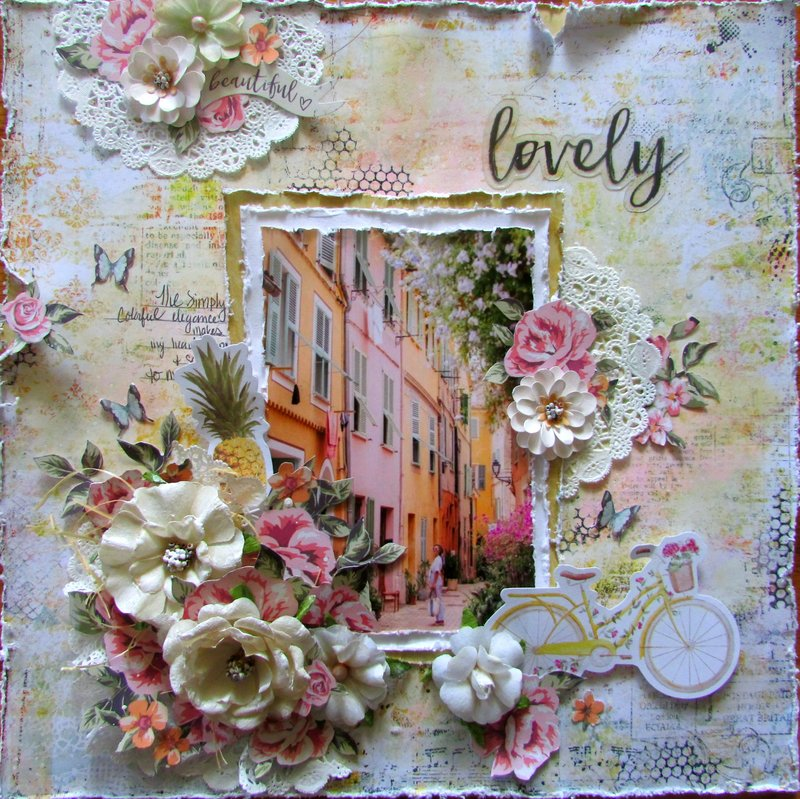 Lovely ***My CReative Scrapbook***