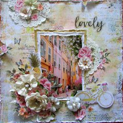 Lovely ***My CReative Scrapbook***