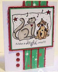Joy Stagg - Joyful Cat & Dog - 12