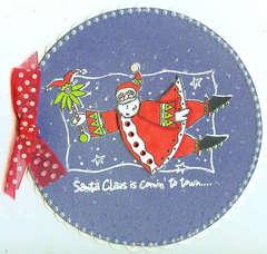 Karolyn Loncon - Santa Claus is Coming - 18