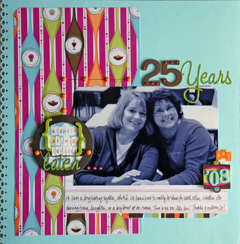 25 years by Tracey Wilder