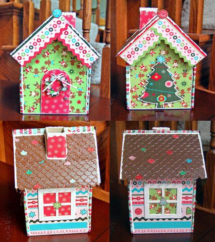 Ginger House by Margie Higuchi