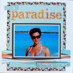 Paradise by Tina Werner