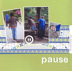 Pause by Terri Davenport