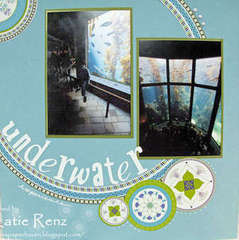 Underwater by Katie Renz