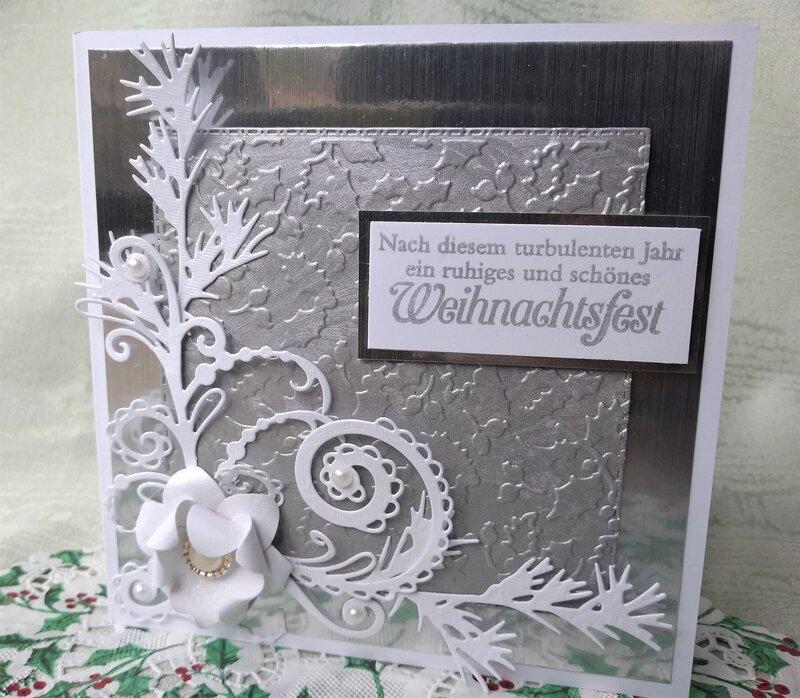 Christmas 2020 - German 3