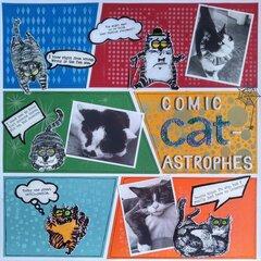 Comic Cat-Astrophes