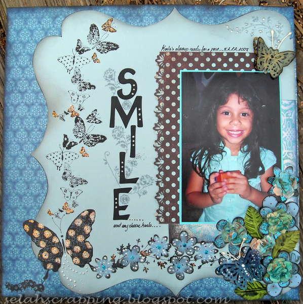 SMILE...and say cheese Karla...