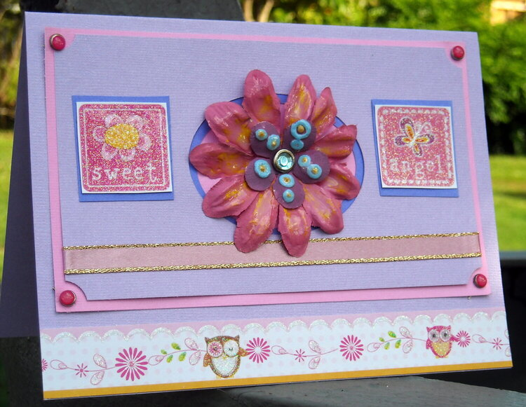KARINA'S B-DAY CARD
