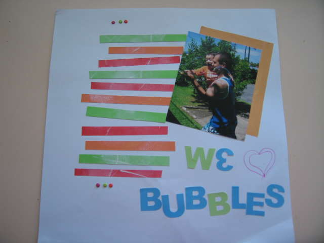 we lov bubbles