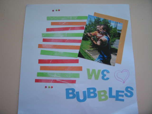 we lov bubbles