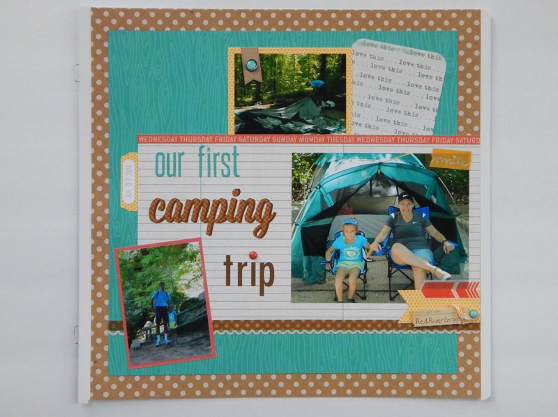 Our first camping trip