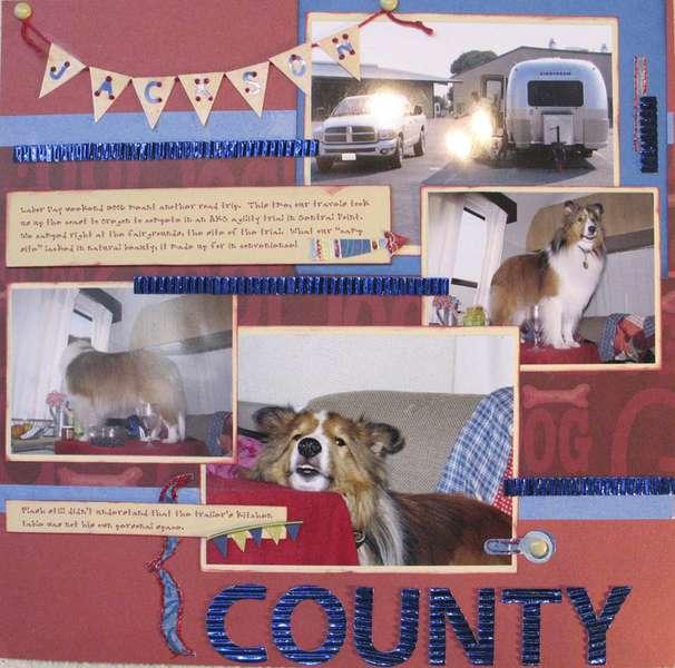 Jackson County Fairgrounds - 1