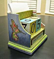 calendar by Rita Barakat