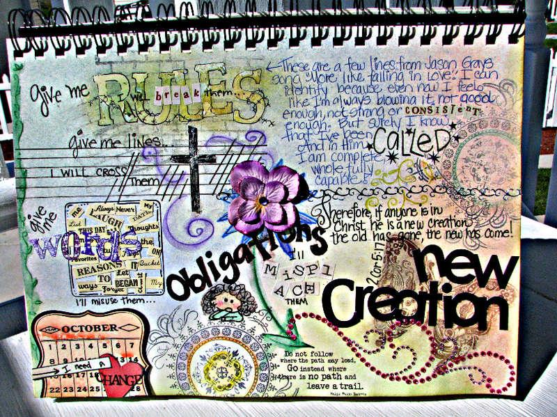 New Creation By Rita Barakat