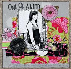 One OF A Kind *Shimmerz - Leslie Ashe*
