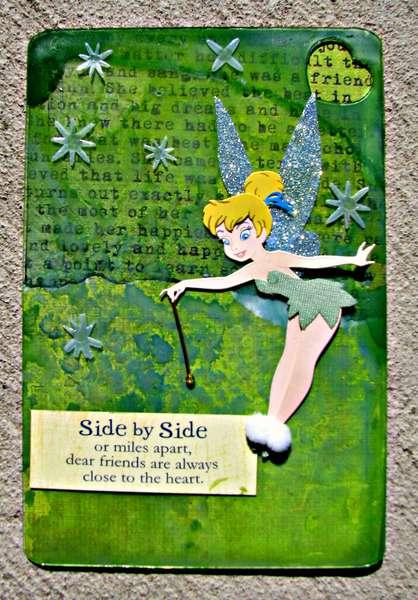 Tink card by Rita Barakat