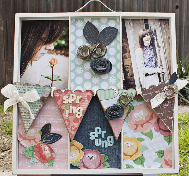 Spring Sprung *Shimmerz - Leslie Ashe*