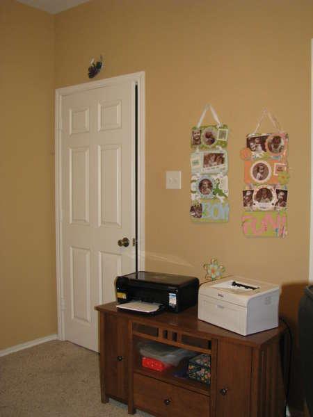 Scrap Room Door
