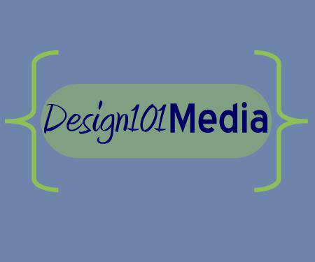 Design101Media Logo