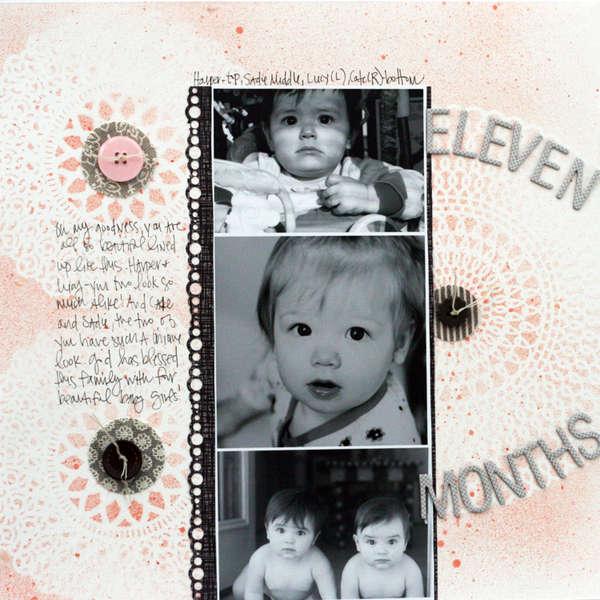 eleven months **studio calico november kit**
