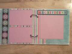 Tiffany Chipboard Album #1
