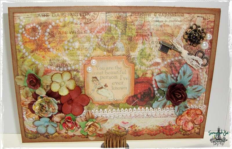 Prima Romantique card