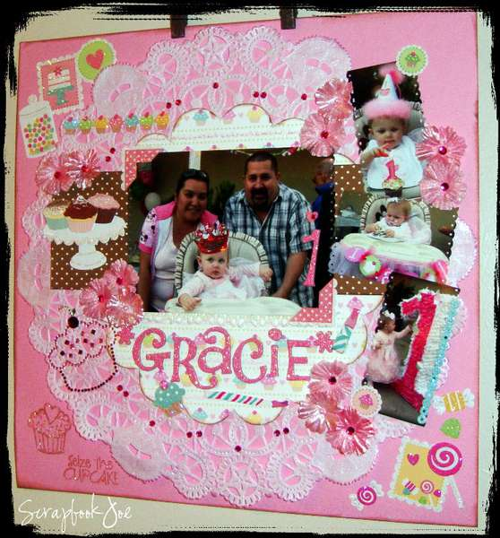 Gracies 1st Birthday