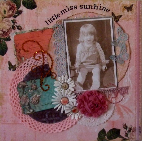 little miss sunhine.