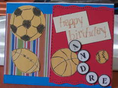 Birthday - Boy Card #2