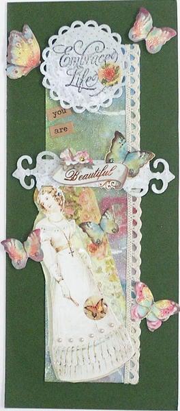 Beautiful bookmark