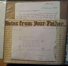 Notes from your Father